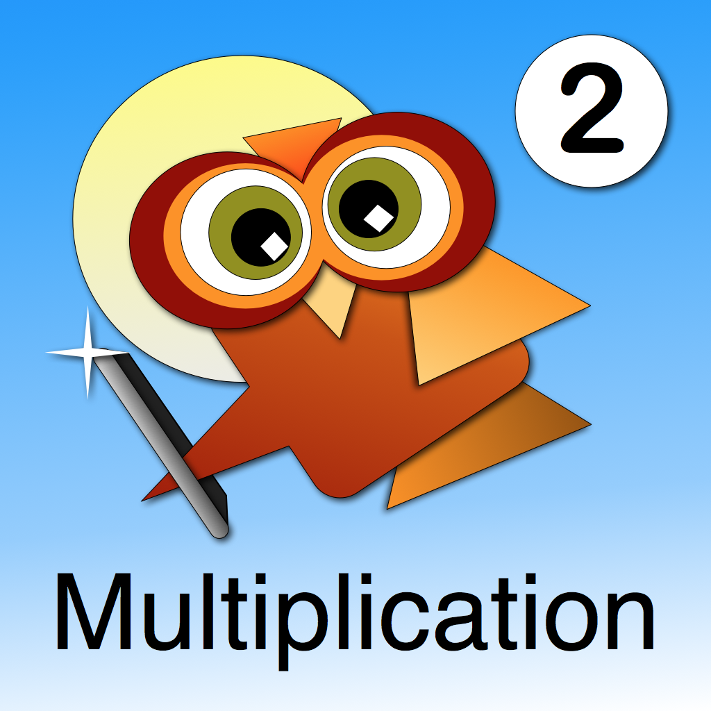 AppTutor G2M - Grade 2 Multiplication